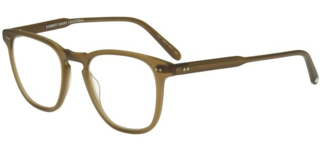 Garrett Leight BROOKS MATTE ESPRESSO