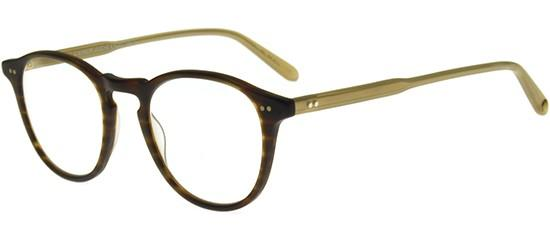 Garrett Leight HAMPTON MATTE BRANDY