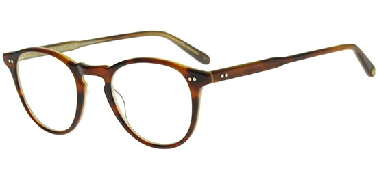 Garrett Leight HAMPTON WHISKEY TORTOISE