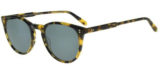 Garrett Leight MILWOOD DARK TORTOISE