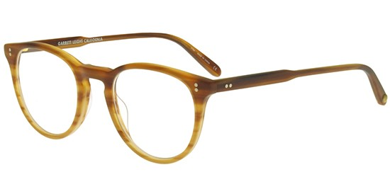 Garrett Leight MILWOOD MATTE BLONDE TORTOISE FADE