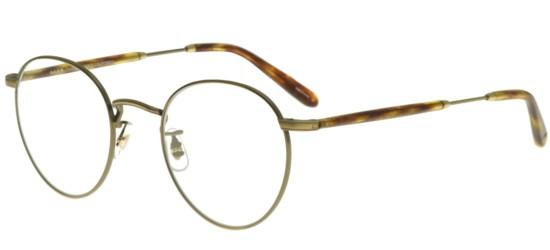 Garrett Leight WILSON M ANTIQUE GOLD
