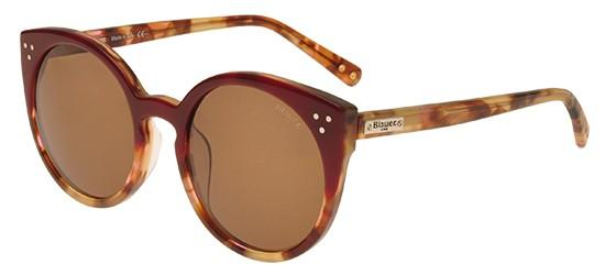 Blauer BL515 BURGUNDY SHADED HAVANA/LIGHT BROWN