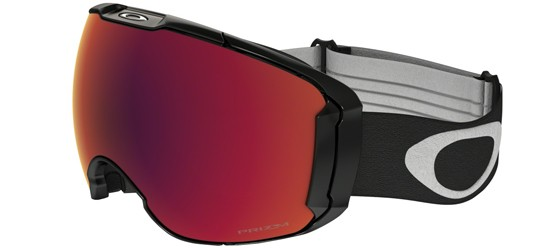 Oakley AIRBRAKE XL OO 7071 JET BLACK/PRIZM SNOW TORCH IRIDIUM
