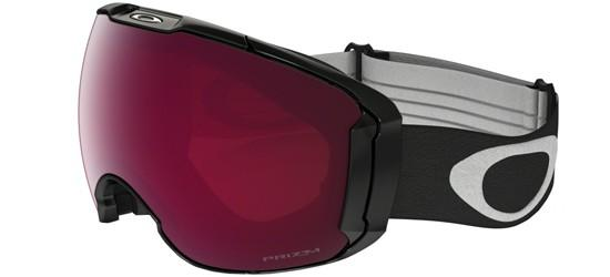 Oakley AIRBRAKE XL OO 7071 JET BLACK/PRIZM SNOW ROSE