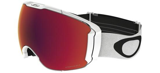 Oakley AIRBRAKE XL OO 7071 POLISHED WHITE/PRIZM SNOW TORCH IRIDIUM