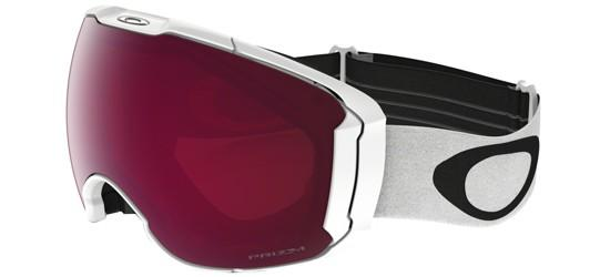 Oakley AIRBRAKE XL OO 7071 POLISHED WHITE/PRIZM SNOW ROSE
