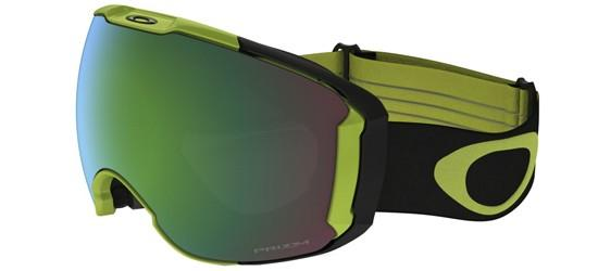 Oakley AIRBRAKE XL OO 7071 CITRUS BLACK/PRIZM SNOW IRIDIUM