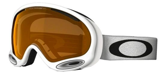 Oakley A-FRAME 2.0 OO 7044 POLISHED WHITE/PERSIMMON