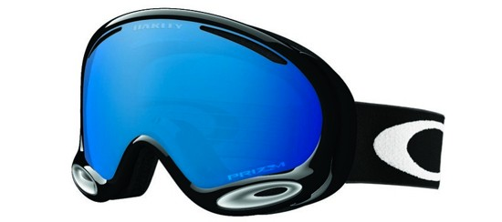 Oakley A-FRAME 2.0 OO 7044 JET BLACK/PRIZM SNOW SAPPHIRE IRIDIUM
