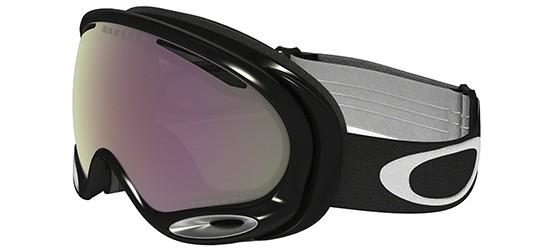 Oakley A-FRAME 2.0 OO 7044 JET BLACK/PRIZM SNOW HI PINK IRIDIUM