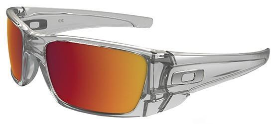 66c255e2434 Oakley Fuel Cell Sunglasses - Polished Clear torch Iridium