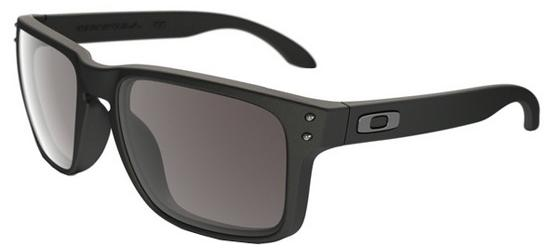 Oakley HOLBROOK OO 9102 MATTE BLACK/WARM GREY