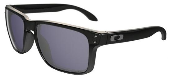 Oakley HOLBROOK OO 9102 POLISHED BLACK/GREY