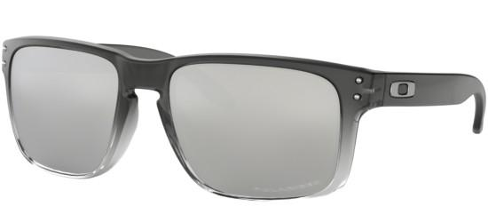 Oakley HOLBROOK OO 9102 DARK INK FADE/CHROME IRIDIUM