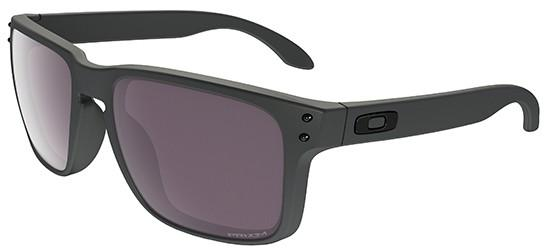 Oakley HOLBROOK OO 9102 STEEL/PRIZM DAILY
