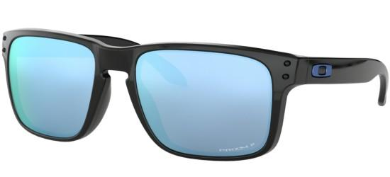 Oakley HOLBROOK OO 9102 POLISHED BLACK/PRIZM DEEP WATER