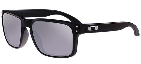 Oakley HOLBROOK OO 9102 POLISHED BLACK/PRIZM BLACK