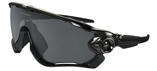 Oakley JAWBREAKER OO 9290 POLISHED BLACK/BLACK IRIDIUM POLARIZED