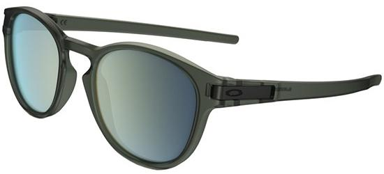 Oakley LATCH OO 9265 MATTE OLIVE INK/EMERALD IRIDIUM