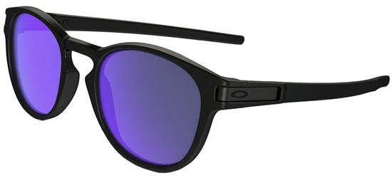Oakley LATCH OO 9265 MATTE BLACK/VIOLET IRIDIUM