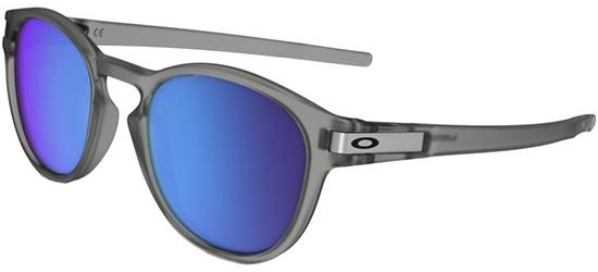 Oakley LATCH OO 9265 MATTE GREY INK/SAPPHIRE IRIDIUM