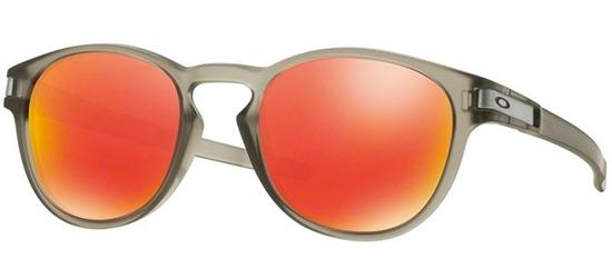 Oakley LATCH OO 9265 MATTE GREY INK/RUBY IRIDIUM