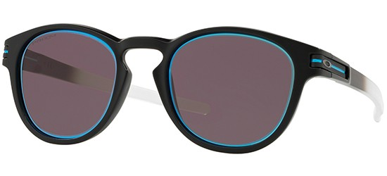 Oakley LATCH OO 9265 MATTE BLACK BLUE/PRIZM GREY