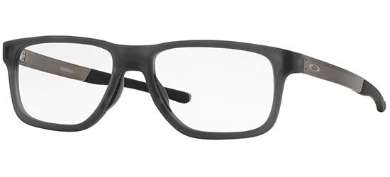 Oakley Herren Brille »SUNDER OX8123«, schwarz, 812304 - schwarz