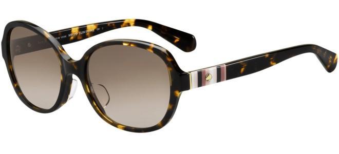 7db0fb141928b Óculos de sol Kate Spade   Coleção Kate Spade outono inverno 2019!