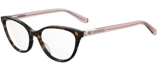 Love Moschino eyeglasses MOL545