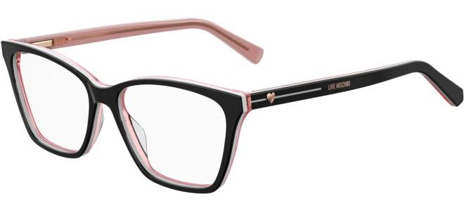 Love Moschino eyeglasses MOL547