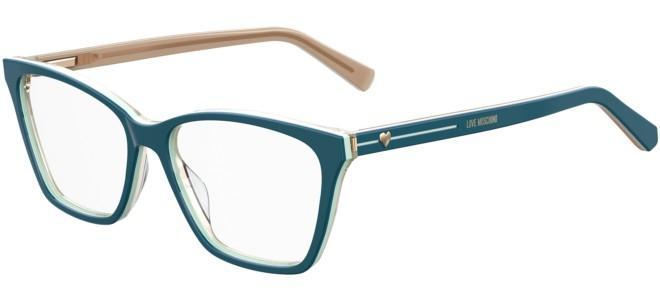 Love Moschino eyeglasses MOL547