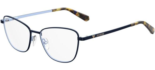 Love Moschino eyeglasses MOL552