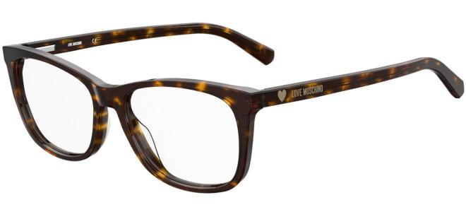 Love Moschino eyeglasses MOL557