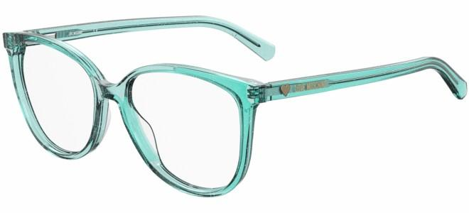 Love Moschino eyeglasses MOL558