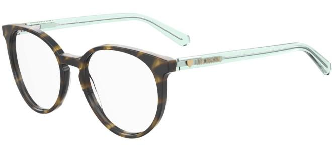 Love Moschino eyeglasses MOL565