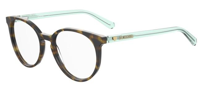Love Moschino eyeglasses MOL565/TN JUNIOR
