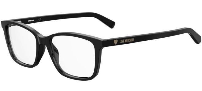 Love Moschino eyeglasses MOL566