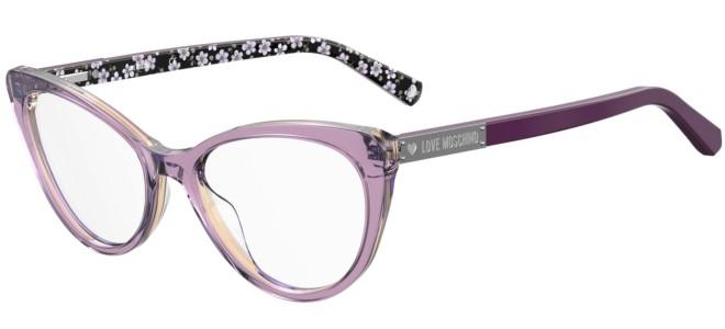 Love Moschino eyeglasses MOL573