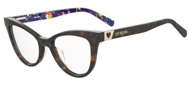 Love Moschino eyeglasses MOL576