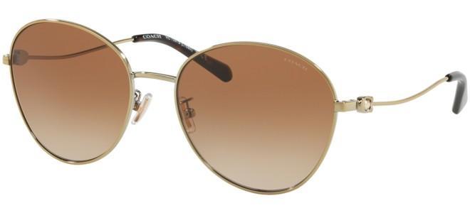 Coach zonnebrillen HC 7097B
