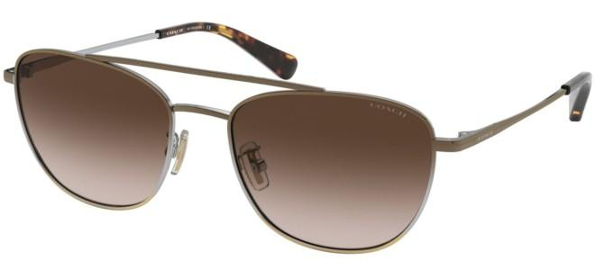 Coach zonnebrillen HC 7107