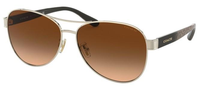 Coach zonnebrillen HC 7115