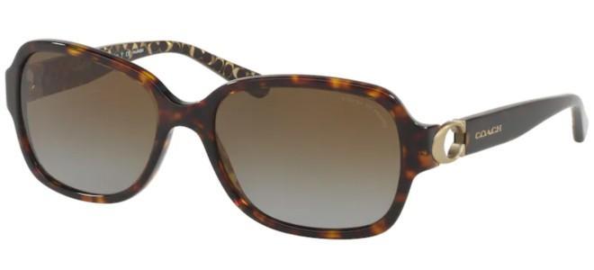 Coach zonnebrillen HC 8241
