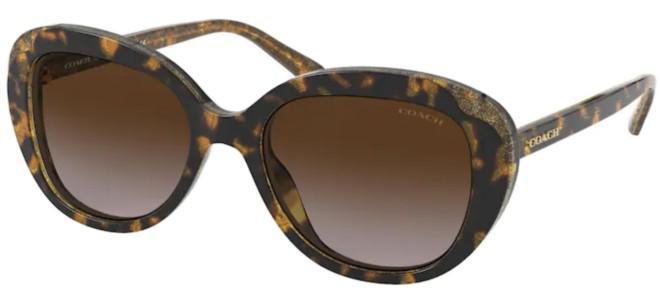 Coach zonnebrillen HC 8289