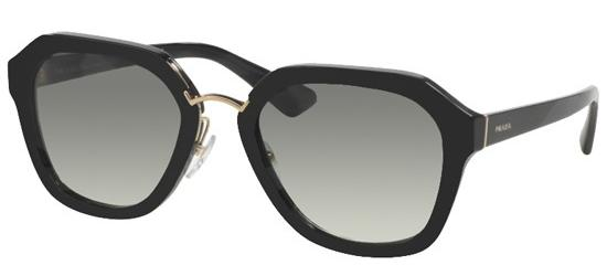 Prada PRADA CINEMÀ SPR 25RS BLACK/LIGHT GREY SHADED