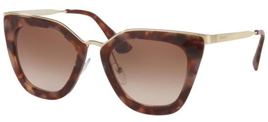 Prada Prada PRADA CINÉMA EVOLUTION SPR 53SS SPOTTED BROWN PINK/BROWN SHADED