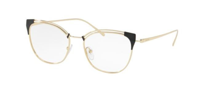 Prada brillen PRADA FULL METAL TEMPLE PR 62UV