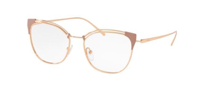 Prada brillen PRADA FULL METAL TEMPLE PR 62UV